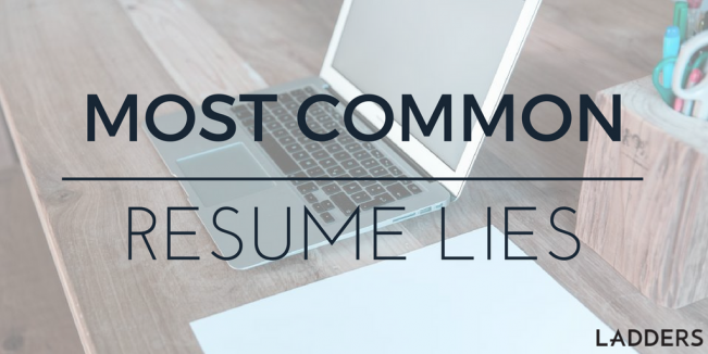 Most Common Resume Lies | Loughlin Personnel